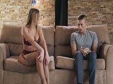 Britney Amber con ganas de la polla de su cuñado.. - Incesto
