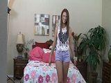 La actriz porno Sasha Summers también graba porno casero