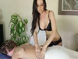 Sabemos como acaba este masaje tan caliente..