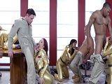 La parodia porno de los cazafantasmas, o cazaputas! - Orgias Porno