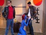 Ahora a los superhéroes les ha dado por follar entre ellos - Xvideos