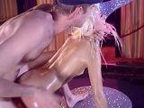 Le revienta el culo a la guarra bailarina Jessie Volt