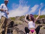 Monique Alexander, de hacer yoga a follar como una loca - Porno Duro