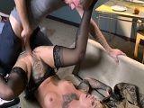Kleio Valentien y su amigo Danny D disfrutan de un polvazo! - Actrices Porno